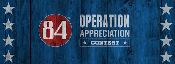 84 Lumber Operation Appreciation
