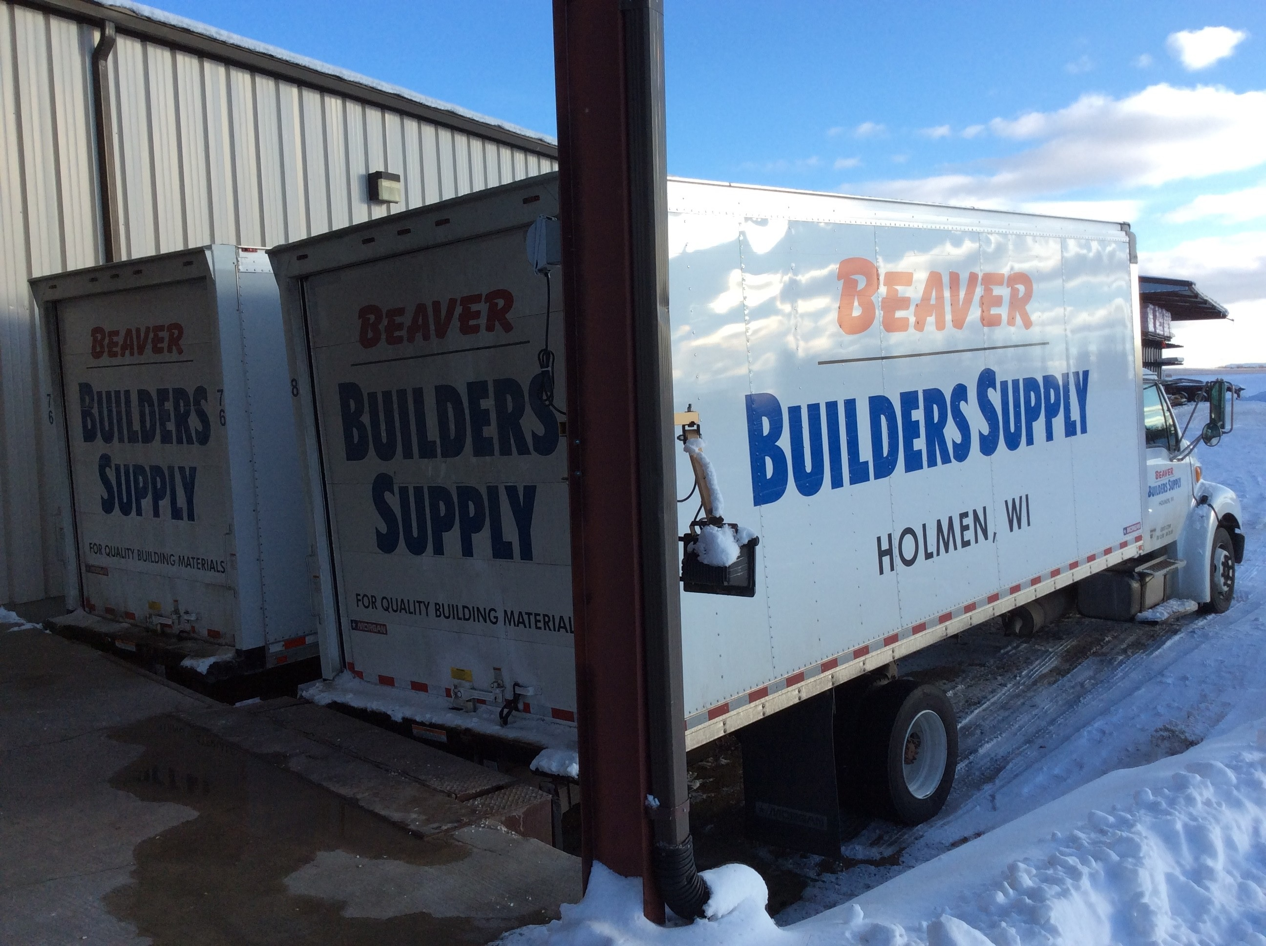 Beaver Builders Supply Inc.