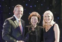 Bob Taylor BBBS award