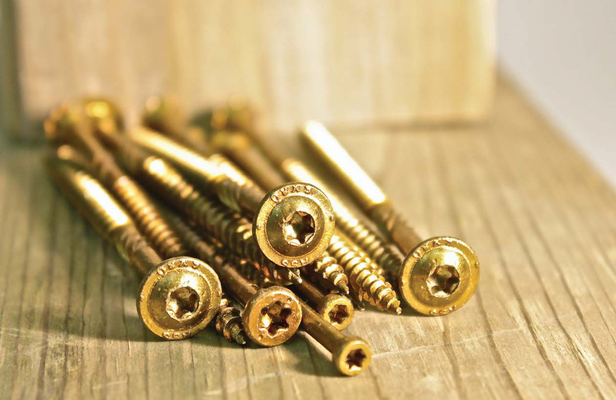 IN DEPTH: DECK FASTENERS - LBM Journal