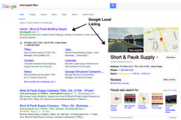 how to establish a free google business listing lbm journal