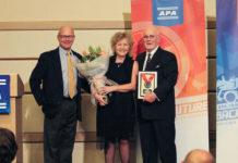 RoyOMartin Jonathan Martin Bronson J. Lewis Award APA award