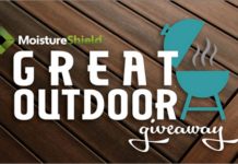 MoistureShield Great Outdoor Sweepstakes