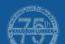 Knudson Lumber 75th