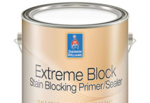 Sherwin Williams Extreme Block