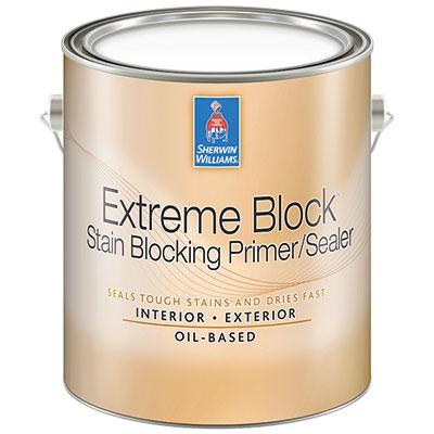 Sherwin Williams Extreme Block