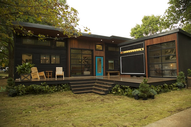 Deckwise Hidden Fastener Featured On Tiny House Nation Lbm Journal