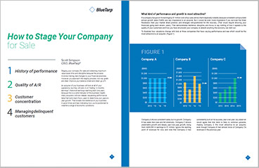 White Paper: How to Stage Your Company for Sale