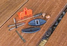Deck Fasteners