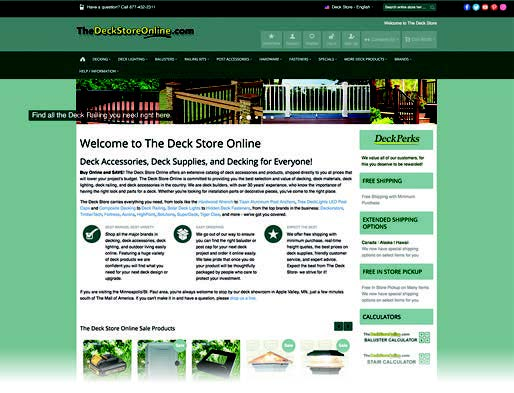 The Deck Store