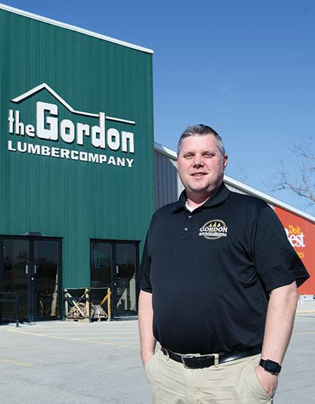 Erin Leonard - Gordon Lumber