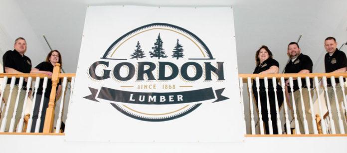 Gordon Lumber staff