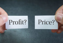 profit vs price