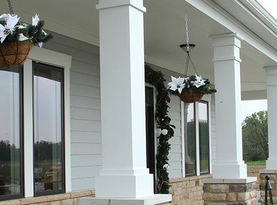 Pvc Porch Column Wraps