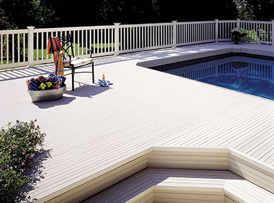 CertainTeed EverNew deck