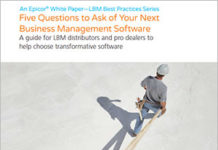 epicor five questions