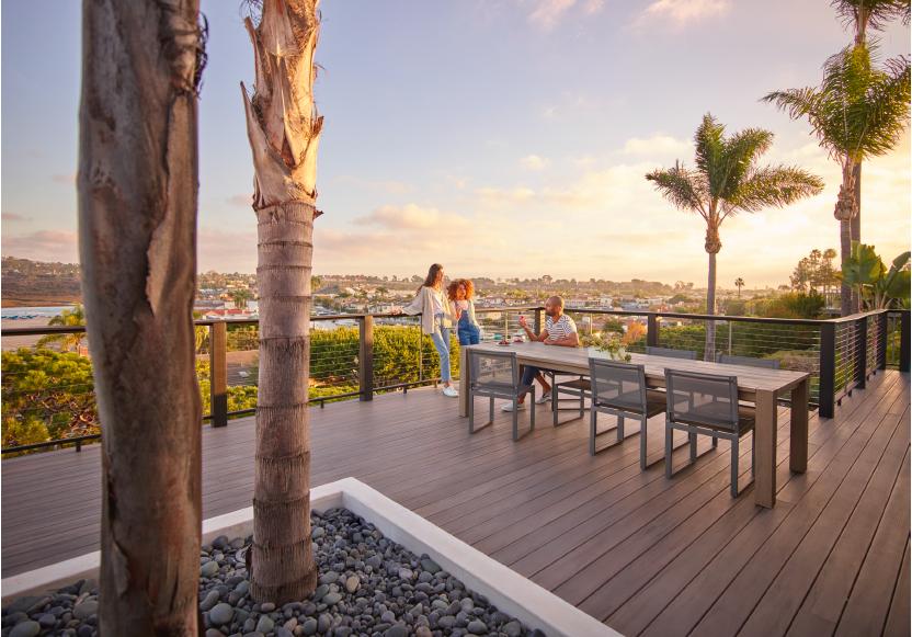 TimberTech puts a beautiful end to boring decks