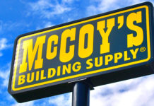 McCoy's Building Supply managers
