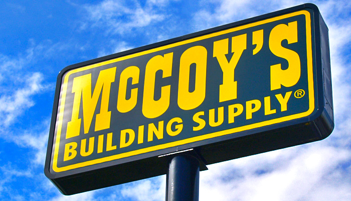 Beeville McCoy's Building Supply