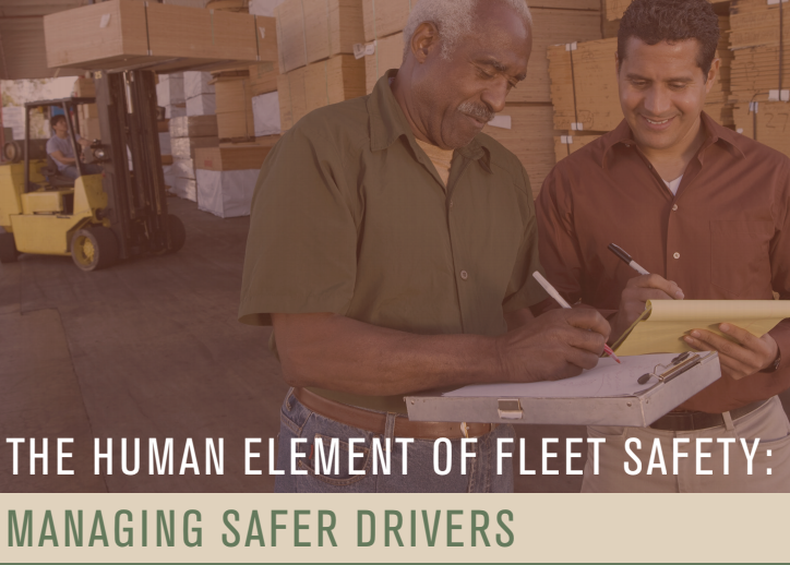 White Paper: The Human Element of Fleet Safety: Managing Safer Drivers