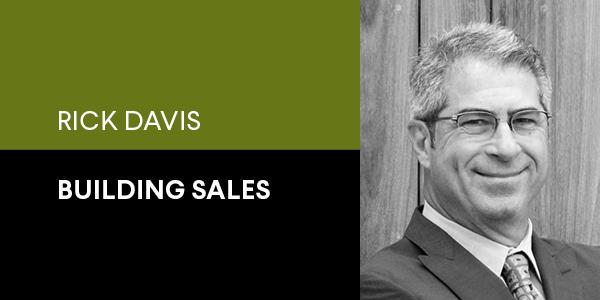 Sales - Rick Davis
