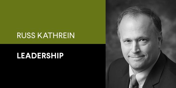 Russ Kathrein leadership column header