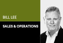 Bill Lee sales & operations - Higher earnings