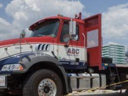 ABC Supply truck