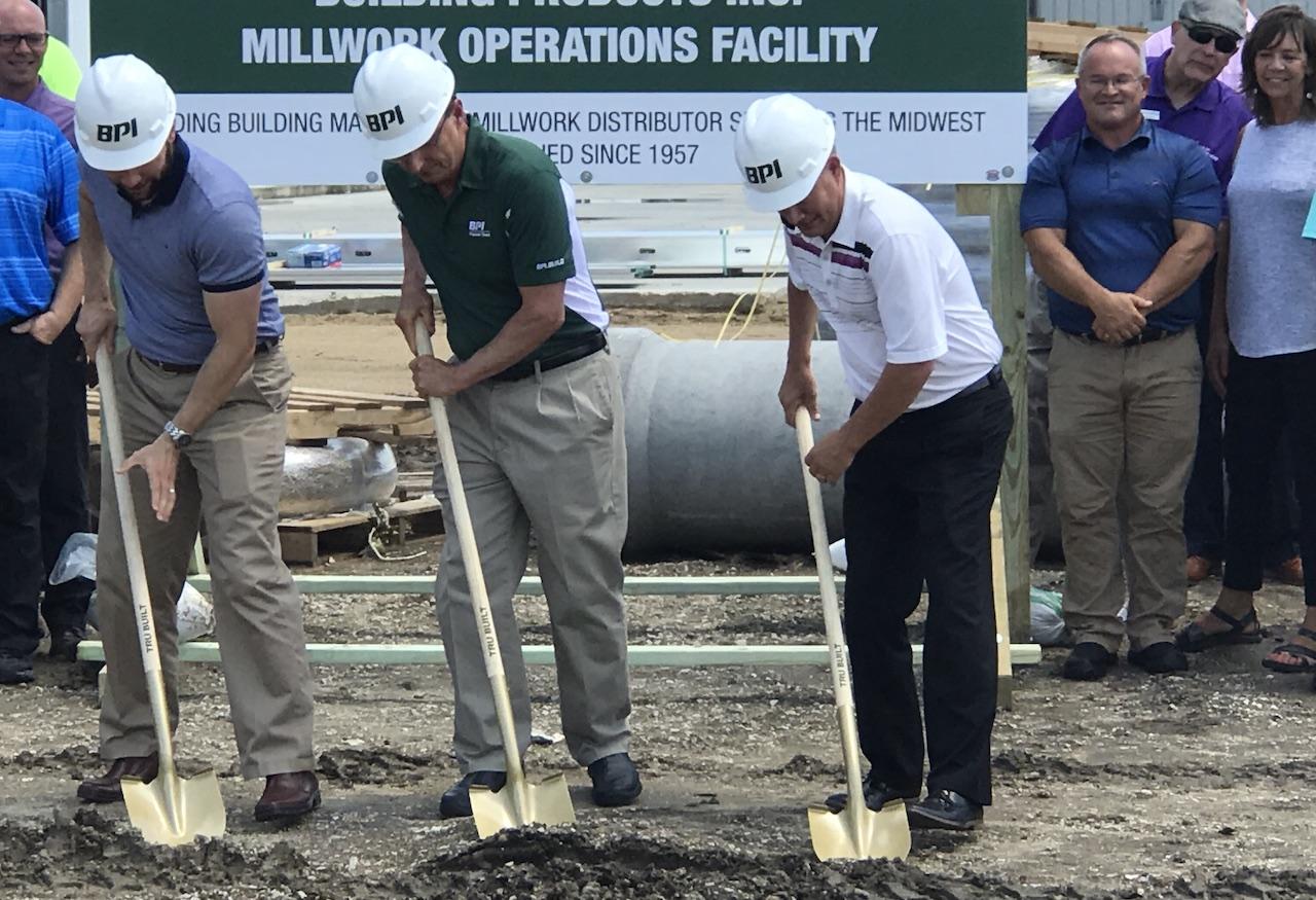BPI new millwork facility