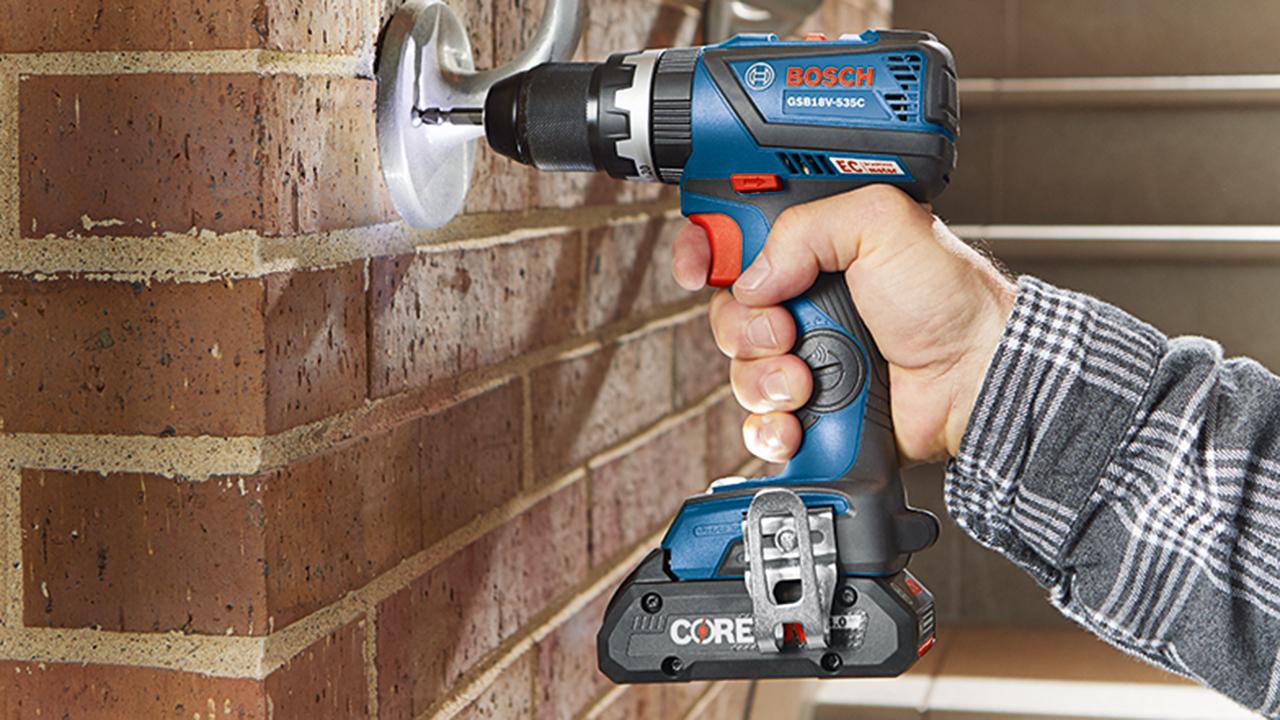 Bosch Brushless Compact Tough Hammer Drill/Driver
