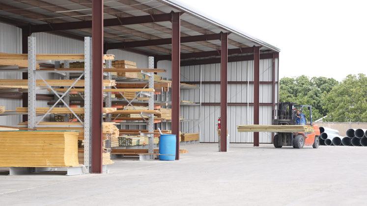 Higginbotham Brothers Warehouse