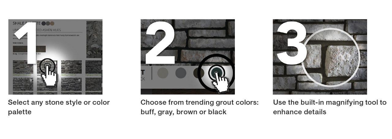 ProVia Grout Color Visualizer