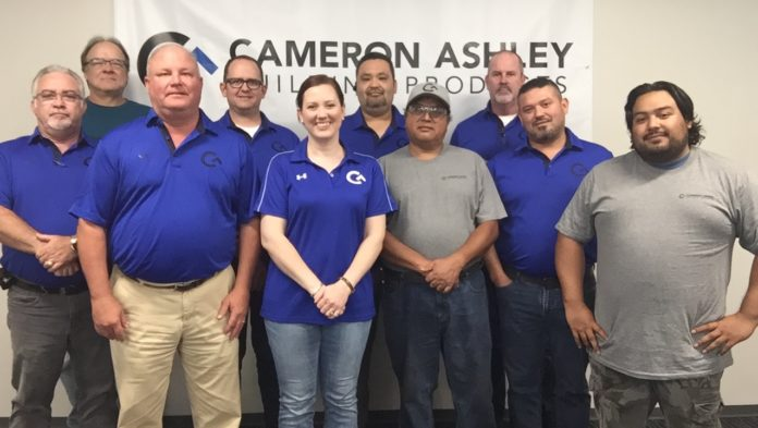 cameron ashley houston distribution center