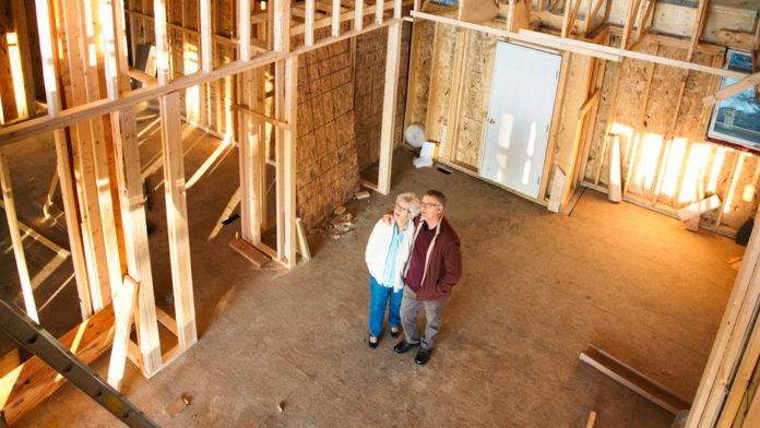55+ housing market