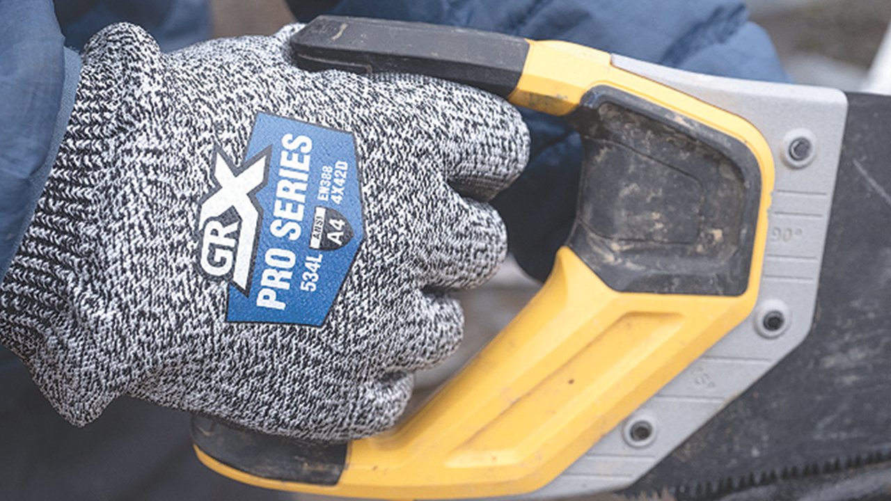 GRX Gloves from PrimeSource