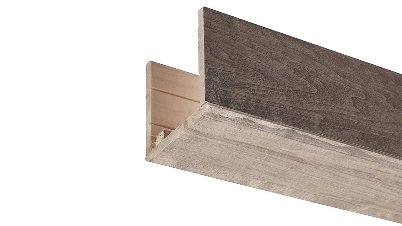 Rustic Beams from Ornamental Moulding & Millwork