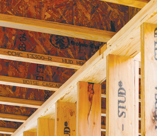 LBM Journal - Lumber and Building Material Trends, Data