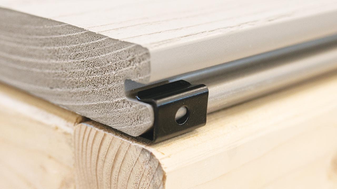 CAMO Starter Clip fasteners