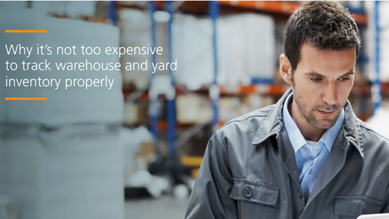 White Paper: Seven Cost-Saving Benefits of a Warehouse Management System