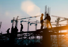 commercial construction nonresidential construction spending