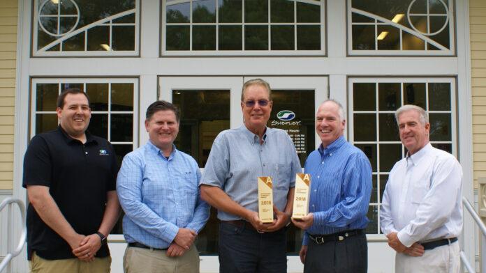Shepley Wood Products Andersen Windows award