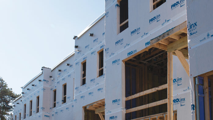 BlueLinx insulation and housewrap