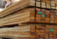 Building materials prices lumber
