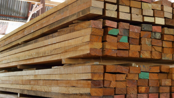 softwood lumber building materials prices
