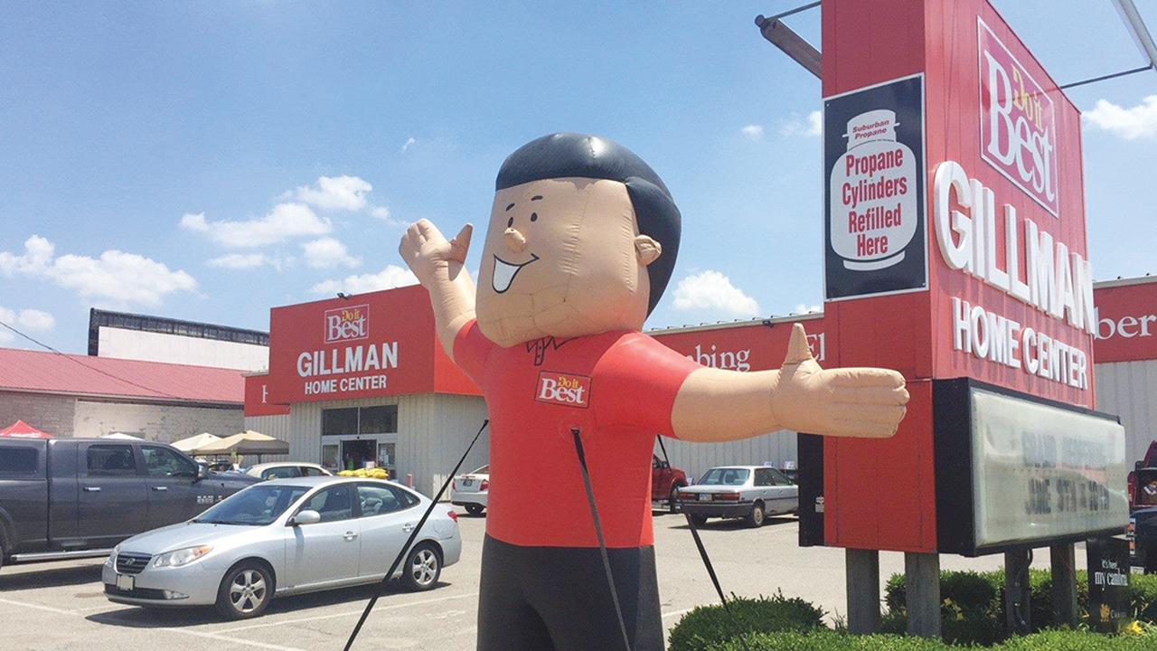 Gillman Home Center