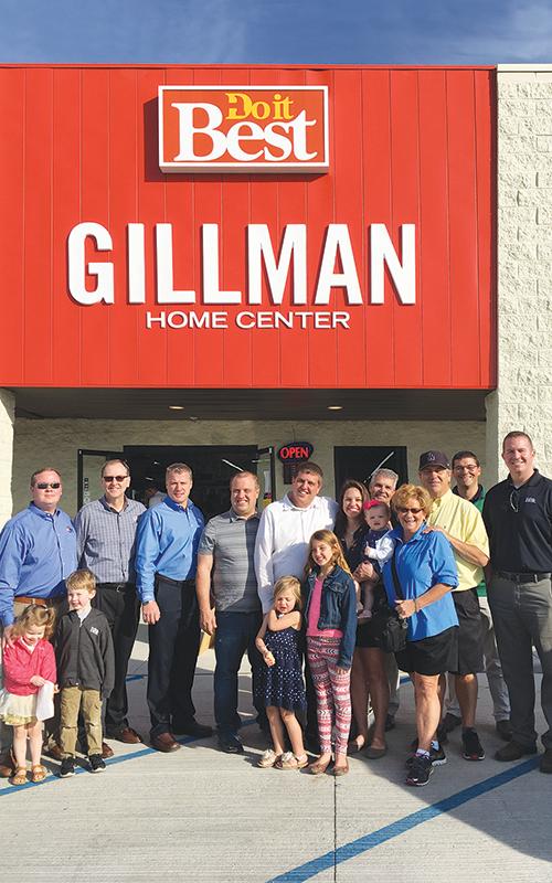Gilman Home Center