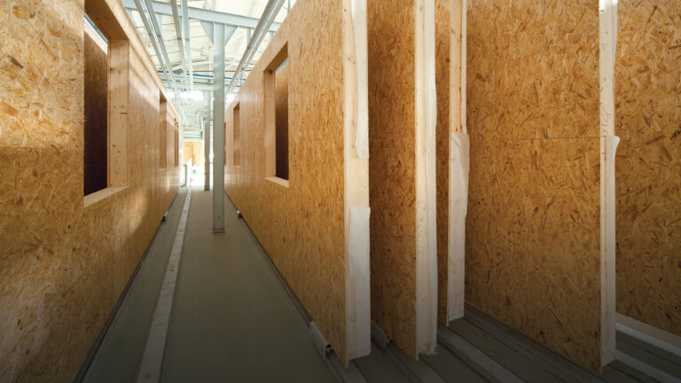 Embrace the inevitable: Wood-based construction set to move offsite