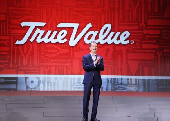 True Value John Hartmann