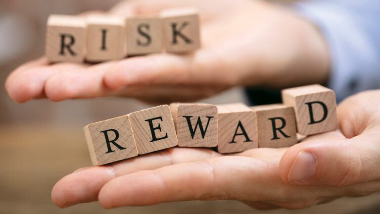 Tough Call: Risk vs. Reward