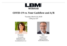 Webinar: Covid-19 vs. Your Cashflow and A/R